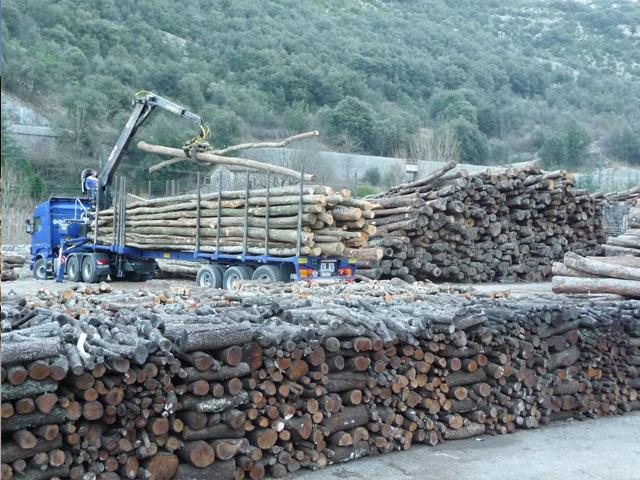 Achat de bois de chauffage pr u00e8s de Montpellier Puech Bois Energie Achat de bois de chauffage  # Livraison De Bois De Chauffage